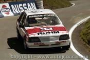 85768 - M. Burgmann / B. Stevens-  Holden Commodore VK - Bathurst 1985 - Photographer Lance J Ruting