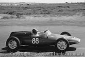 62535 - G Kiellerup - Cooper - 29/1/1962 - Phillip Island - Photographer Peter D Abbs