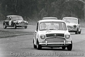 66058a - C. Brauer - Morris Cooper S - Warwick Farm 4th December 1966 - Photographer Lance J Ruting