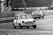 66060 -  F. Matich - Morris Cooper S - Warwick Farm 4th December 1966 - Photographer Lance J Ruting