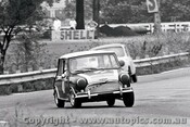 66063 -  R. Cook - Morris Cooper S - Warwick Farm 4th December 1966 - Photographer Lance J Ruting