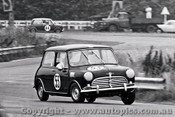 66065 -  J. Dykes - Morris Cooper  - Warwick Farm 4th December 1966 - Photographer Lance J Ruting