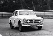 66067 -  G. Lister Volvo 122S - Warwick Farm 4th December 1966 - Photographer Lance J Ruting
