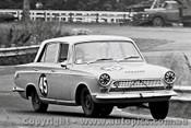 66069 -  J. Kinsley - Ford Cortina GT - Warwick Farm 4th December 1966 - Photographer Lance J Ruting