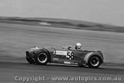 68475 - M Quincey - Lotus 7 - 1/1/1968 - Phillip Island - Photographer Peter D Abbs