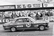 69772 - Harry Gapps / Frank Hann - XW Ford Falcon GTHO - Bathurst 1969 - Photographer Lance Ruting