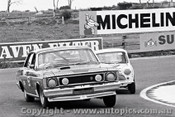 69774 - Barry Arentz / Brian Michelmore - XW Ford Falcon GTHO - Bathurst 1969 - Photographer Lance Ruting
