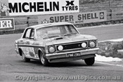 69775 - Roy Griffiths / Glyn Scott - XW Ford Falcon GTHO - Bathurst 1969 - Photographer Lance Ruting