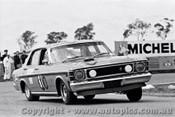 69776 - Allan Moffat / Alan Hamilton - XW Ford Falcon GTHO - Bathurst 1969 - Photographer Lance Ruting