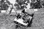69785 - Bernie Haehnle / Peter Wherrett - Mazda R100 - Bathurst 1969 - Photographer Lance J Ruting