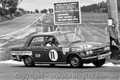 69788 - Bruce Darke / Dennis Cooke - Datsun 1600 - Bathurst 1969 - Photographer Lance J Ruting
