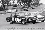 69791 - Ron Kearns  / Gerry Lister - Fiat 125 - Bathurst 1969 - Photographer Lance J Ruting