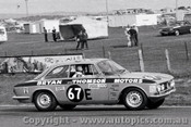69794 - Bryan Thomson / Graham Ritter -  Alfa 1750 GTV - Bathurst 1969 - Photographer Lance J Ruting