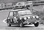 69796 - Paul Mander / Phil Edwards - Morris Cooper S - Bathurst 1969 - Photographer Lance J Ruting
