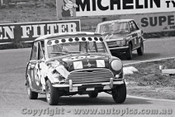 69797 - Paul Mander / Phil Edwards - Morris Cooper S - Bathurst 1969 - Photographer Lance J Ruting