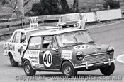 69800 - Jeff Andrews / Ray Marquet - Morris Cooper S - Bathurst 1969 - Photographer Lance J Ruting