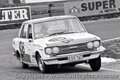69802 - David Morrow / Bob Wootton  - Datsun 1600 - Bathurst 1969 - Photographer Lance J Ruting