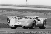71490 - J Harvey - McLaren - 1971 - Phillip Island - Photographer Peter D Abbs