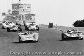 72438 -  L Ayres - MRC Repco - J Harvey - McLaren - 30/1/1972 - Phillip Island - Photographer Peter D Abbs