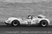 73434 - B Gowans - Lotus 23 - 28/1/1973 - Phillip Island - Photographer Peter D Abbs