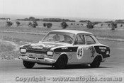 74100 - G Rowe - Ford Escort TC - 24/11/1974 - Phillip Island - Photographer Peter D Abbs