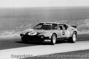 76420 - Rusty French - De Tomaso-Pantera - 28/11/1976 - Phillip Island - Photographer Peter D Abbs