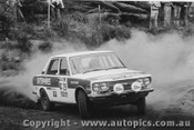 77931 - R. Bonhomme - Datsun 1600 - 1977 - Southern Cross Rally - Photographer Lance J Ruting