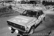 78903 - Ross Dunkerton / Adrian Mortimer  - Datsun Stanza - 1978 - Southern Cross Rally - Photographer Lance J Ruting
