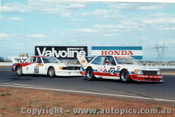 81034 - T Parkinson - Holden Commodore - J Bowe - Mercedes Benz - 1981 - Calder - Photographer Peter D Abbs