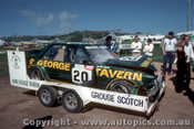 81756 - J. Moore / C. Gibson Ford Falcon XD -  Bathurst  1981 - Photographer Lance J Ruting