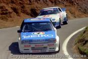 82755 - B. Morris / J. Fitzpatrick  Ford Falcon XE - Bathurst 1982  - Photographer Lance J Ruting