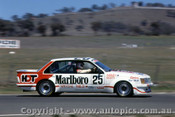 82757 - J. Harvey / G. Scott  Holden Commodore - Bathurst 1982 - Photographer Lance J Ruting