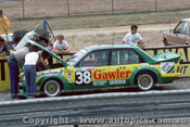 83021 - B. Stack / B. Jennings -  Holden Commodore VH - Calder Park Raceway 1983 - Photographer Peter Green