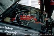 87781  - K. Ludwig / K.Niedzwidz -Texaco Ford Sierra  - Bathurst 1987  - Photographer Peter Green