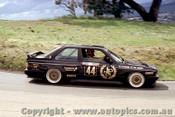 87783  -  Jim Richards / Tony Longhurst - BMW M3 - Bathurst 1987  - Photographer Lance J Ruting