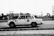 64061 - R. Bussinello / R. Sacks  Alfa Romeo Giulia Ti - Sandown 6 Hour International  29th November 1964  - Photographer  Peter D Abbs