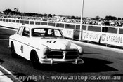64073 -  C. Giltrap / I. Segedin Volvo 122S - Sandown 6 Hour International  29th November 1964  - Photographer  Peter D Abbs