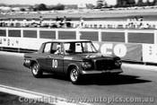 64074 -  R. Ward / W. Weldon Studebaker Lark - Sandown 6 Hour International  29th November 1964  - Photographer  Peter D Abbs