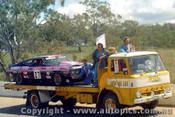 79786 - Ron Wanless / Leo Leonard  Falcon XC - Bathurst 1979 - Photographer Lance J Ruting