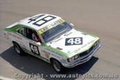 79791 - Barry Lee / John Gates Mazda RX3 Bathurst 1979 - Photographer Lance J Ruting