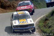 79792 - Barry Jones / Terry Finnigan - Mazda RX3 Bathurst 1979 - Photographer Lance J Ruting