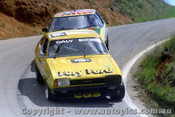 79795 - Terry Daly Eric Boord  - Ford Capri -  Bathurst 1979 - Photographer Lance J Ruting
