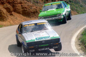 79798 - Lawrie Nelson Tony Farrell  - Ford Capri -  Alan Taylor / Kevin Kennedy - Holden Torana A9X - Bathurst 1979 - Photographer Lance J Ruting