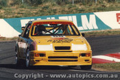 89807 - K. Waldock / B. Thompson  -  Ford Sierra RS500 - Bathurst 1989