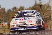 91016a - A. Miedecke Ford Sierra - Lakeside 1991