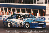 95734 - W. Russell / R. Shaw  Holden Commodore VP - Bathurst 1995
