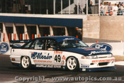 95735 - D. Attard / G. Click  Holden Commodore VP - Bathurst 1995