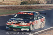 96015 - Larry Perkins  Holden Commodore VR - Phillip Island  1996 - Photographer Darren House