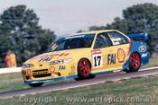 96724  -  D. Johnson / L. Bowe  -  Bathurst 1996 - Ford Falcon EF