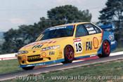 96725  -  S. Johnson / T. Kendal  -  Bathurst 1996 - Ford Falcon EF